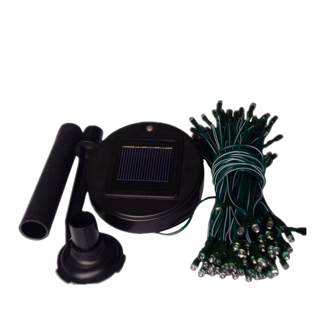 LED Solar Christmas Light String-garten Light