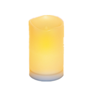Solar Plastic Candle Light-Solar LED Outdoor Festival Decorative Candles